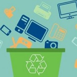 Earth Day Electronics Recycling