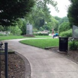 Monthly Park Clean Up