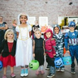 Trick-or-Treat in Harrison West