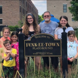 Mary Funk: Funk-ee-town Playground
