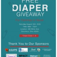 Free Diaper Giveaway