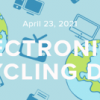 Earth Day Electronics Recycling Drive