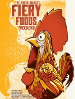 Firery foods weekend - North Market 2012