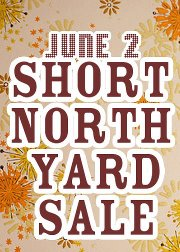 Short North Yard Sale 2012