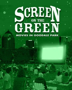 Short North Screen on the Green