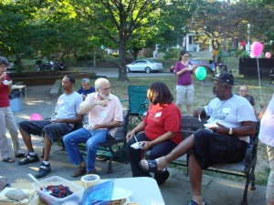 Fourth Avenue Ice Cream Social 2012