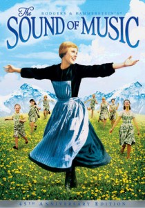 Sound of Music Screen on the Green