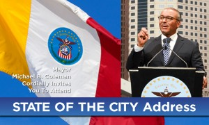 Mayor Michael Coleman State of City