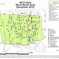 short north crime report dec 2012
