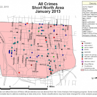 Short North Harrison West Crime Stats Jan 2013