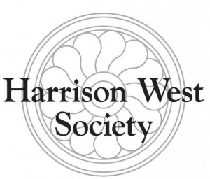 Harrison West Society Logo