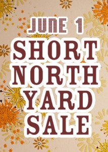Short North Yard Sale 2013