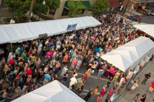 north market food and wine festival