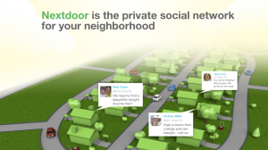Next Door Social Network
