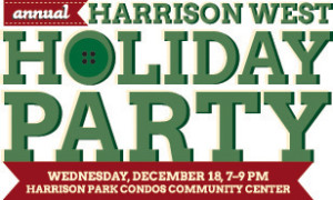 Harrison West Holiday Party 2013