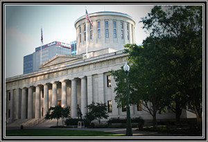 ohio statehouse in columbus
