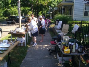 short north yard sale 2015